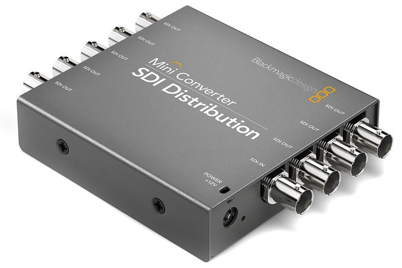 Blackmagic SDI Distributor 1:8