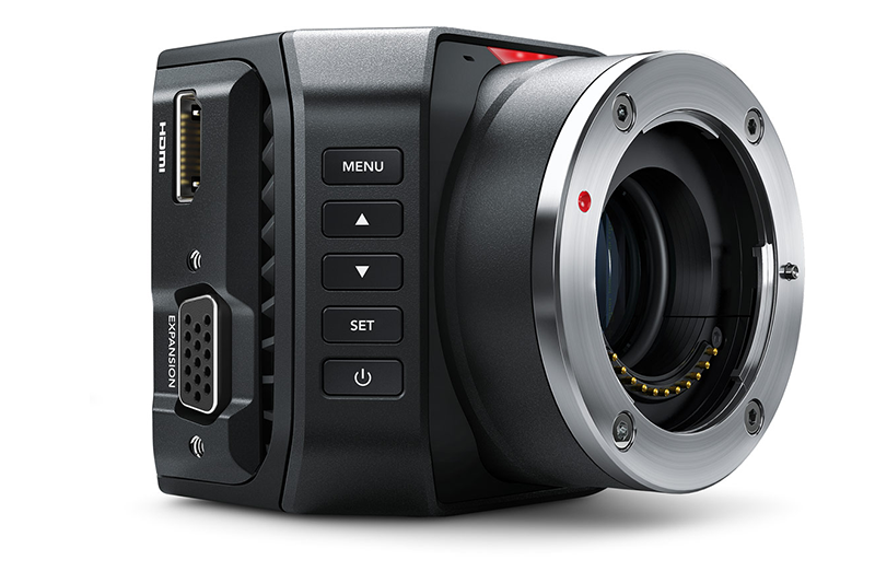 Blackmagic Micro Studio Camera 4K mieten